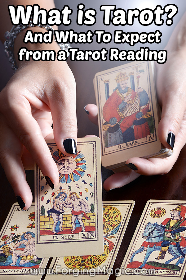 What is Tarot and How to prepare for a reading