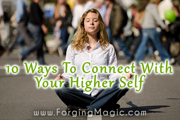 How to connect with your authentic higher self