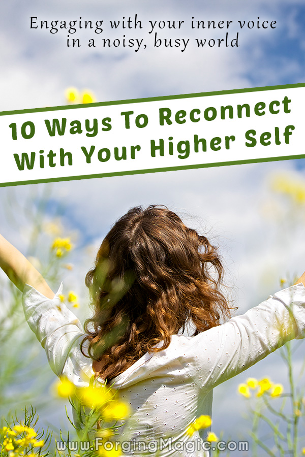 How To Connect with Higher Self