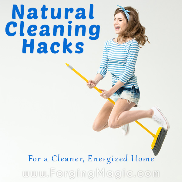 Natural Cleaning Hacks For The Home