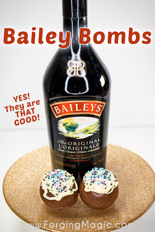 Bailey Bombs Hot Chocolate Bombs for Adults