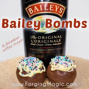 Bailey Bombs Recipe