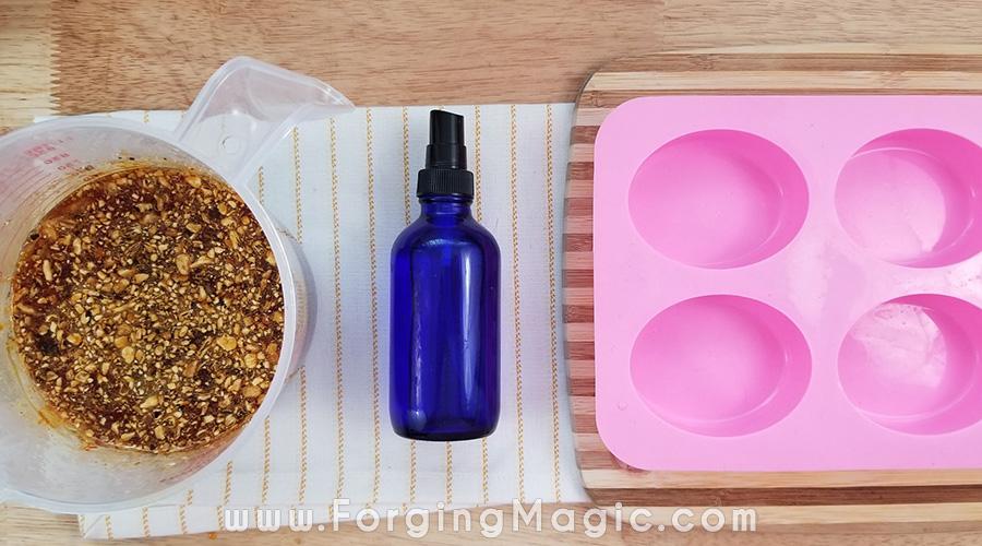 Dandelion Soaps Melt and Pour