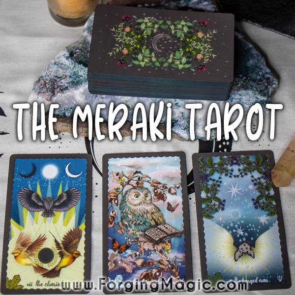 Meraki Tarot Deck Review
